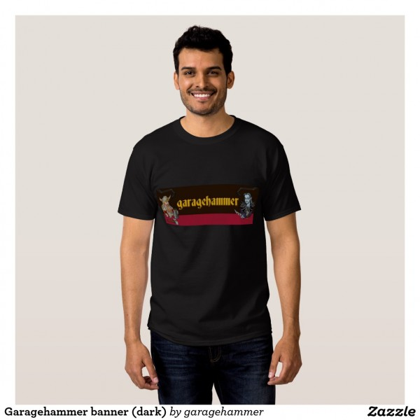 [$27.40] Garagehammer Banner T-Shirt